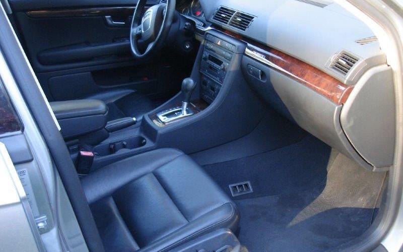 2005 AUDI  A4 3.2L QWATRO 005