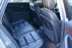 2005 AUDI  A4 3.2L QWATRO 007