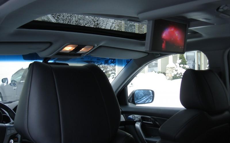 2008 ACURA  MDX  AWD ELITE Technaligy Pkg 016