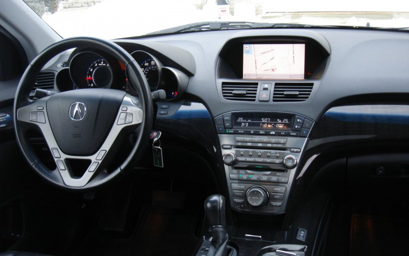 2008 ACURA  MDX  AWD ELITE Technaligy Pkg 024