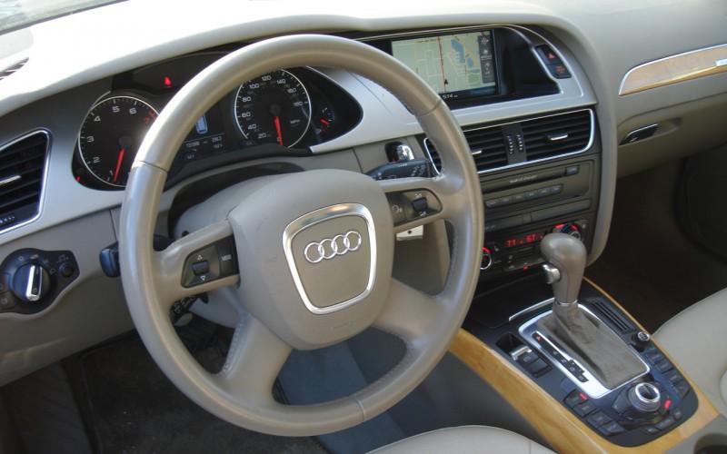 2009 AUDI A4 AWD  2.0L 053