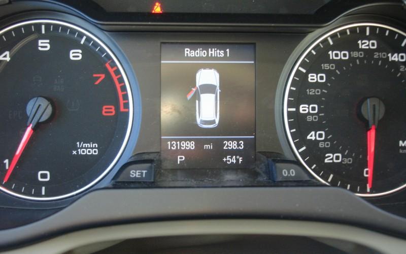 2009 AUDI A4 AWD  2.0L 055
