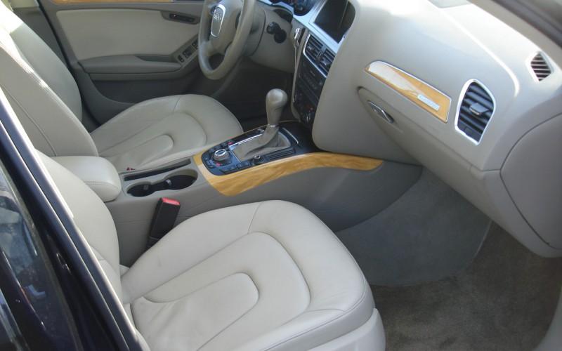2009 AUDI A4 AWD  2.0L 061
