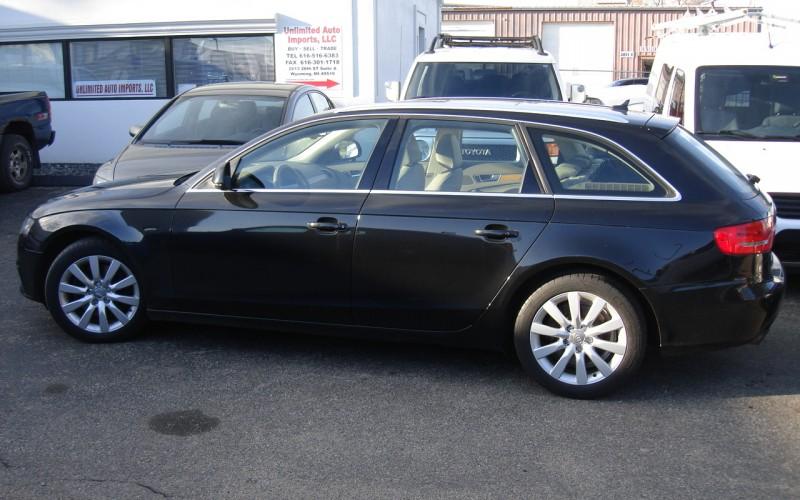 2009 AUDI A4 AWD  2.0L 065