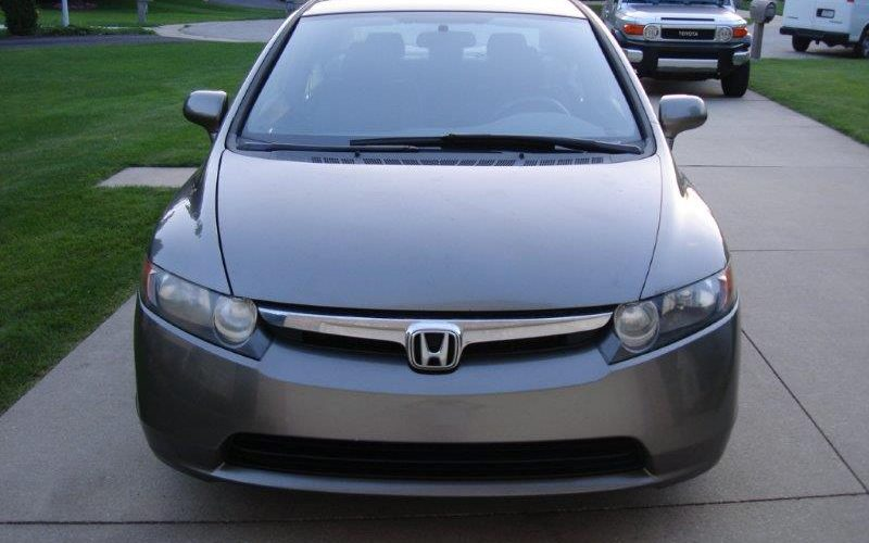 2006 HONDA CIVIC  LX 002