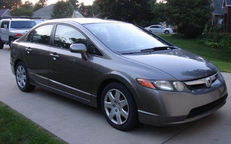 2006 HONDA CIVIC  LX 003