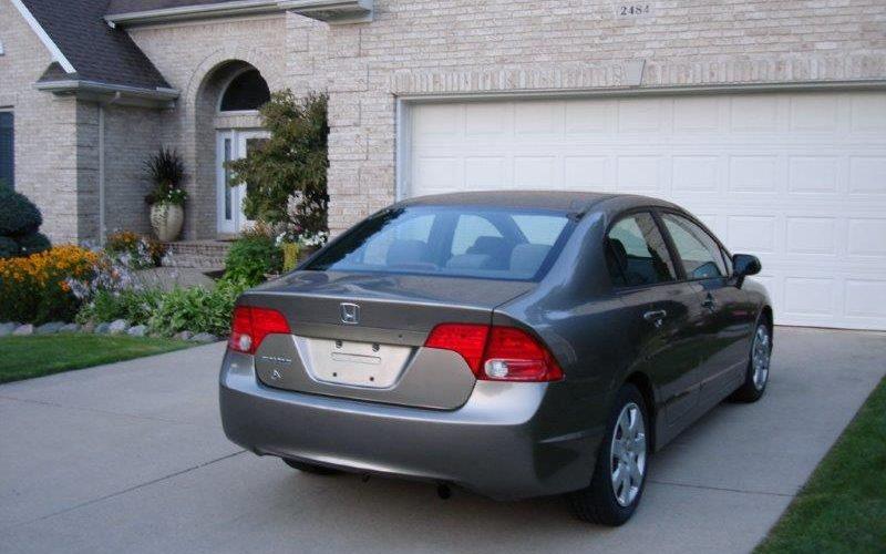 2006 HONDA CIVIC  LX 004