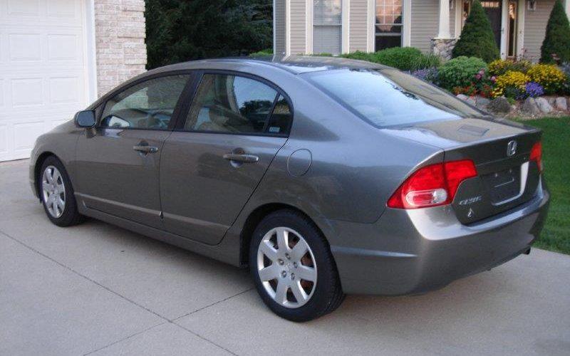 2006 HONDA CIVIC  LX 007