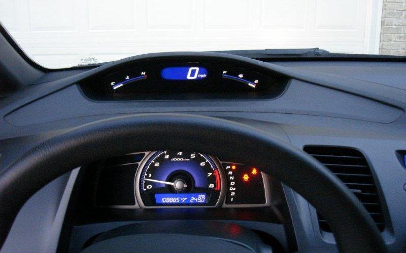 2006 HONDA CIVIC  LX 020