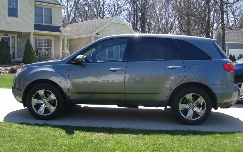 2008 ACURA MDX  AWD  SPORT 002