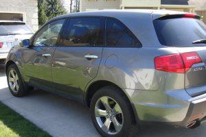 2008 ACURA MDX  AWD  SPORT 007