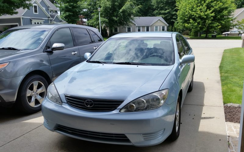 2006 TOYOTA CAMRY LE 031