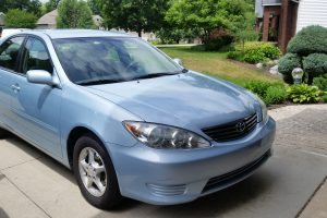 2006 TOYOTA CAMRY LE 032