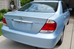 2006 TOYOTA CAMRY LE 036