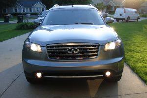 2007 INFINITY  FX35  AWD 005