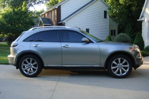 2007 INFINITY  FX35  AWD 006