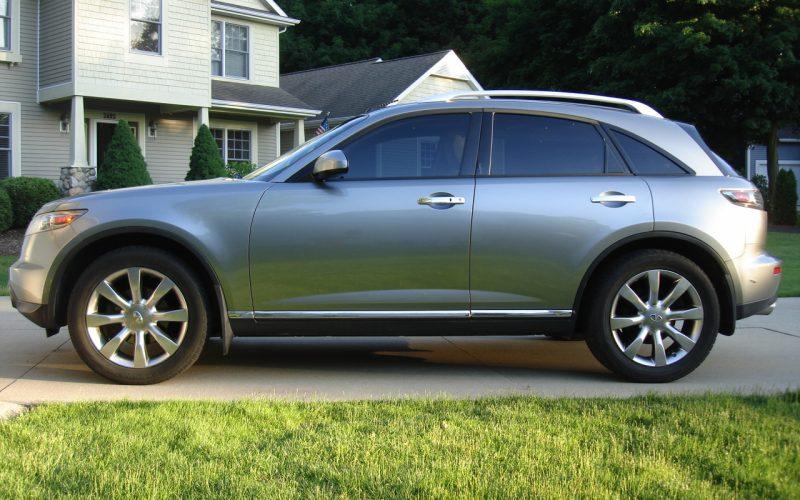 2007 INFINITY  FX35  AWD 007