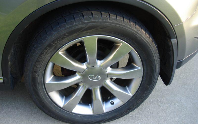 2007 INFINITY  FX35  AWD 008
