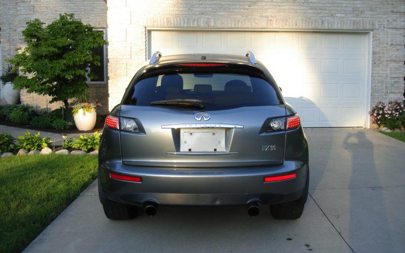2007 INFINITY  FX35  AWD 009