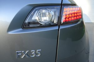 2007 INFINITY  FX35  AWD 012