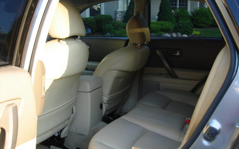2007 INFINITY  FX35  AWD 015