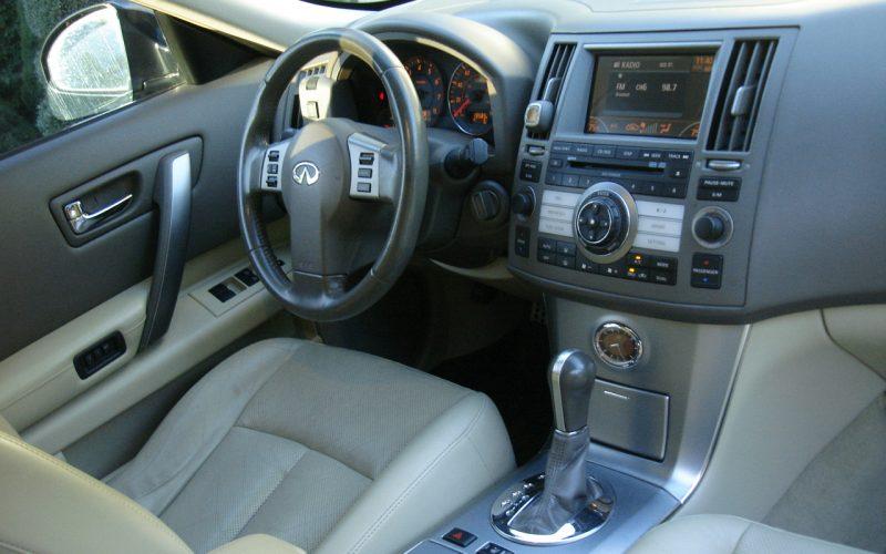 2007 INFINITY  FX35  AWD 018