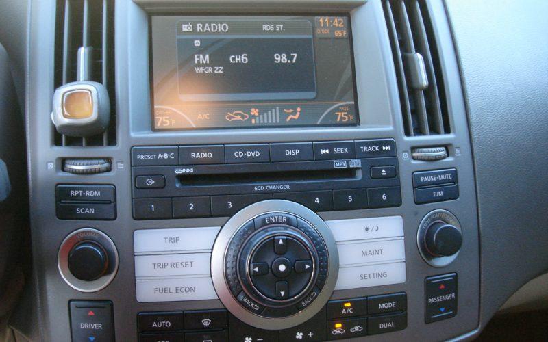 2007 INFINITY  FX35  AWD 022