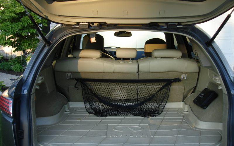 2007 INFINITY  FX35  AWD 026
