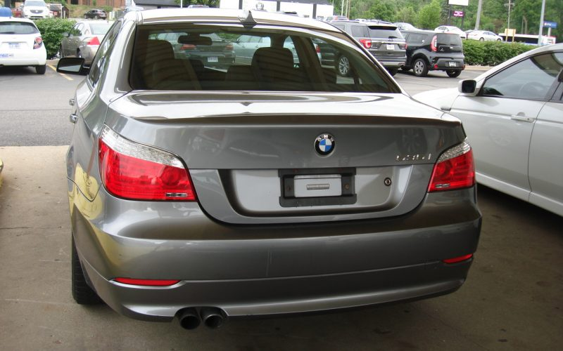 2009 BMW 535I XDRIVE 012