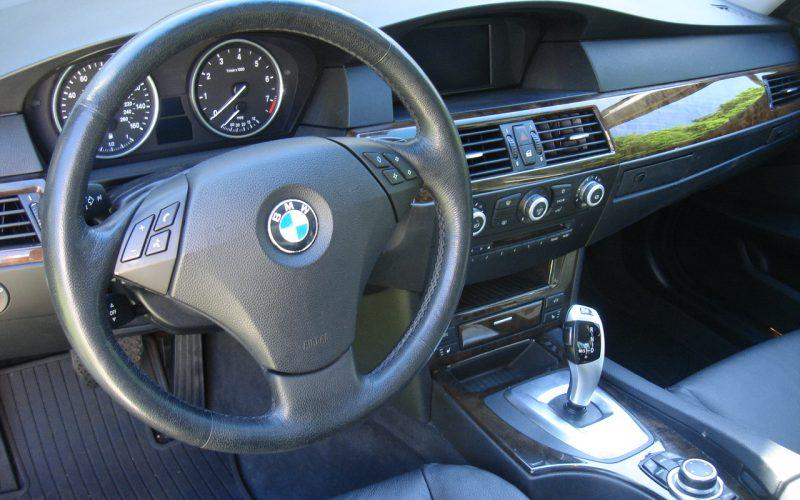 2009 BMW 535I XDRIVE 038
