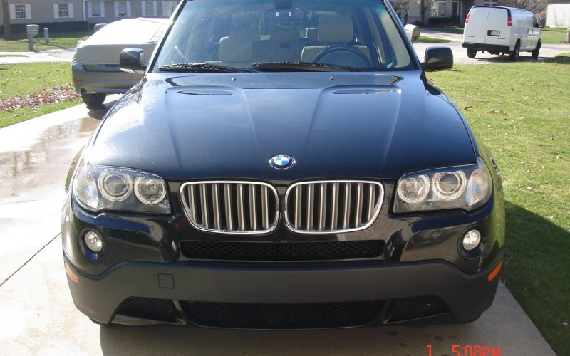 2007 BMW X3 SI V6 3.0L 001