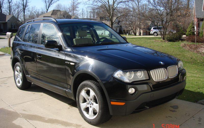 2007 BMW X3 SI V6 3.0L 003