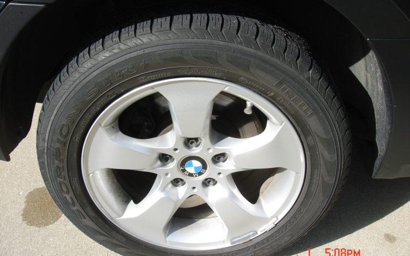 2007 BMW X3 SI V6 3.0L 005