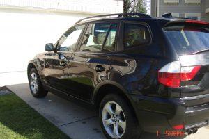 2007 BMW X3 SI V6 3.0L 006