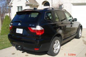 2007 BMW X3 SI V6 3.0L 008