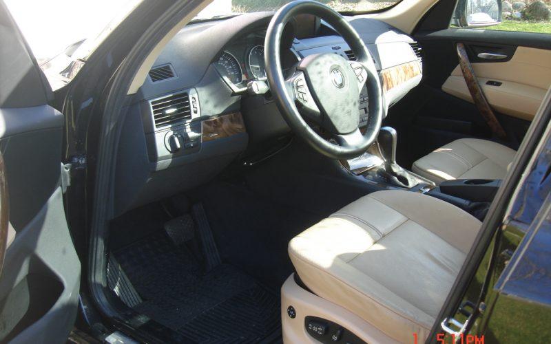 2007 BMW X3 SI V6 3.0L 009