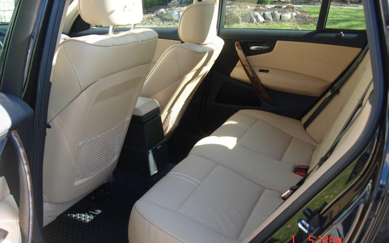 2007 BMW X3 SI V6 3.0L 015