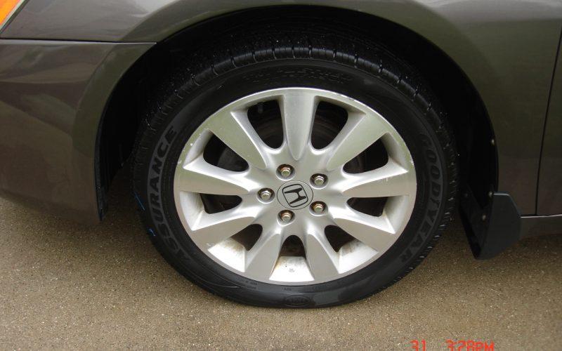 2007 HONDA ACCORD EX-L V6 3.0L 003