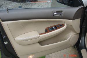2007 HONDA ACCORD EX-L V6 3.0L 009