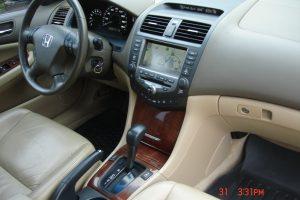 2007 HONDA ACCORD EX-L V6 3.0L 013