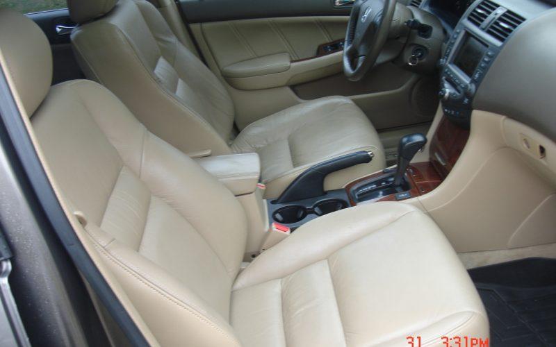 2007 HONDA ACCORD EX-L V6 3.0L 014