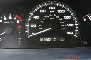 2007 HONDA ACCORD EX-L V6 3.0L 017