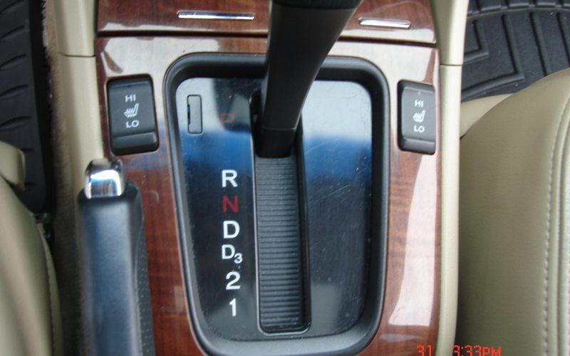 2007 HONDA ACCORD EX-L V6 3.0L 021