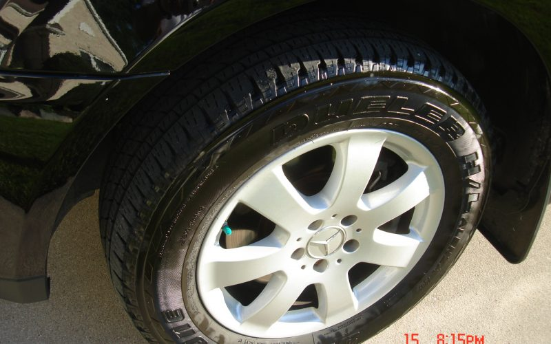 2007 Mercedes BENZ ML320 CDI 019