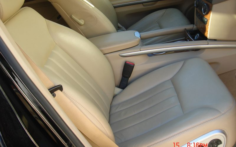 2007 Mercedes BENZ ML320 CDI 023