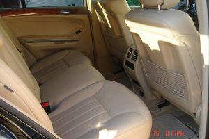 2007 Mercedes BENZ ML320 CDI 026