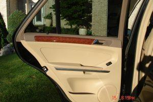 2007 Mercedes BENZ ML320 CDI 031