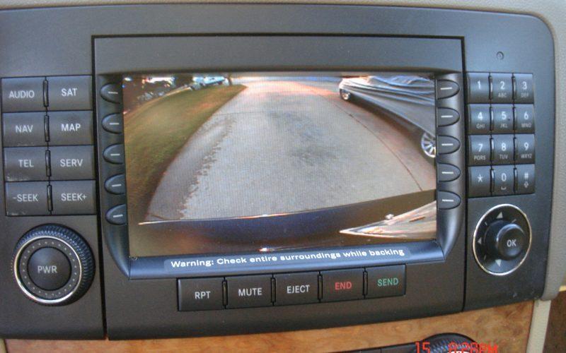 2007 Mercedes BENZ ML320 CDI 041