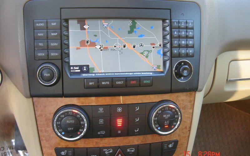 2007 Mercedes BENZ ML320 CDI 042