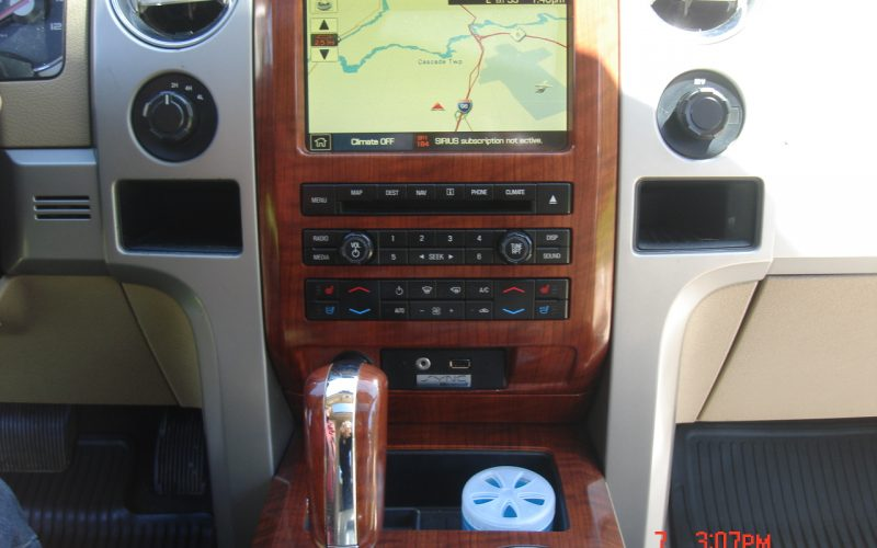 2010 FORD F150 LARIAT 020